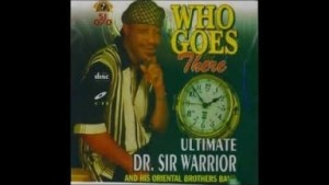 Dr. Sir Warrior - Who Goes There